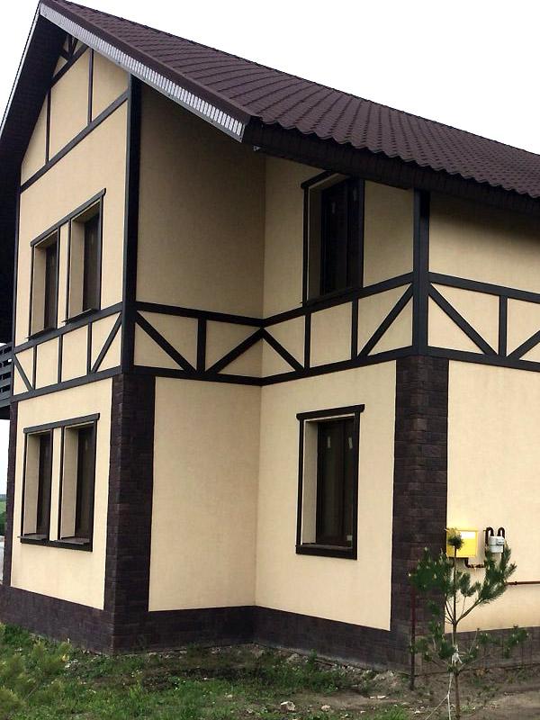 Ставни на окна деревянного дома фото нем располагают